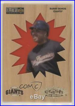 1996 Collector's Choice You Crash the Game Redemption Gold Barry Bonds #CR23