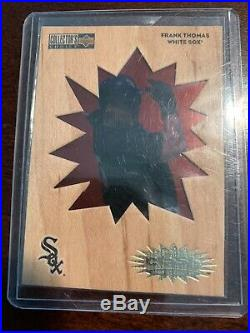 1996 Collector's Choice You Crash the Game Redemption Gold Frank Thomas CR10