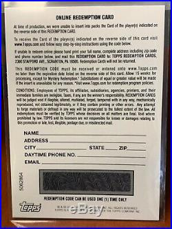 2019 Bowman Ultimate Autograph Book Card Redemption 24 Autos! Franco/Bart/Gorman