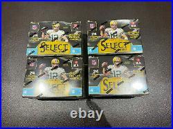 4 x Panini Select 2020 NFL Football Blaster Box (24 Cards)