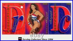 Australia The Gladiators(Tempo) Cards Siganture Redemption Card-Delta (060)