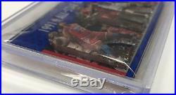 BGS 9 with9.5 MICHAEL JORDAN 1991-92 Fleer 3D Acrylic Wrapper Redemption #237 MINT