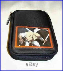 Card Gaming Games Nylon Deck Pouch Box Black Redemption MTG YuGiOh Wow Poker