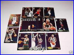 Crash the Game Series 2 Silver Redemption 30 Card Set 1996-97 Jordan Malone