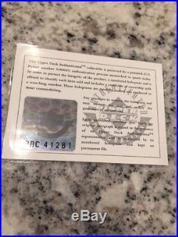 Gem Mint Bgs 9.5 1996 Spx Anfernee Hardaway Redemption Auto Autographs Uda Cert
