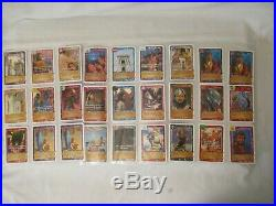 Lot of 138 REDEMPTION Collectible Bible Trading Cards Game Cactus Design