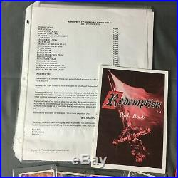 Lot of 530+ REDEMPTION Card Game Cards By Cactus Game Design RPG