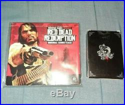 Playing Cards+red Dead Redemption Ost Soundtrack CD Rdr Rare Poker Ps3 Xbox