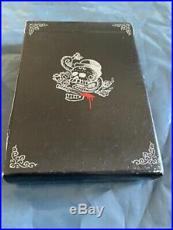 RARE New Rockstar Games Red Dead Redemption Playing Cards US Promo Sealed #4