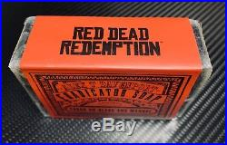 RED DEAD REDEMPTION COLLECTOR ITEMS SOAP, DICE, 2 x PLAYINGCARDS / PS4 XBOX PC