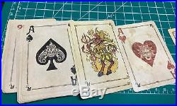 Red Dead Redemption Playing Cards & Dice Rockstar Games Collectible Memorabilia