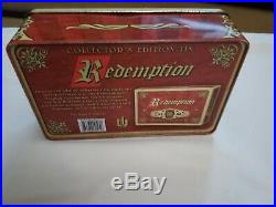 Redemption 10th Anniversary Edition Tin & Trading Card Game 106 Cards Deck G & H