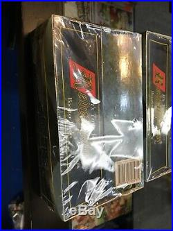 Redemption Collectible Card Game New Sealed Booster Boxes x3 Rare