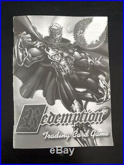 Redemption Trading Card Bible / Family Game Cactus Game Design Complete Set