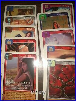 Redemption Trading Card Game lot CCG TCG 20 cards no duplicates