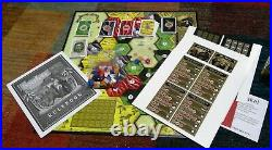 Settlers of Canaan Cactus Game Design, 2002, Unpunched, Bonus 2 Redemption Cards