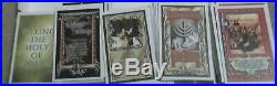 Solomons Temple Board Game King David Redemption Card Babylonian Pieces Complete